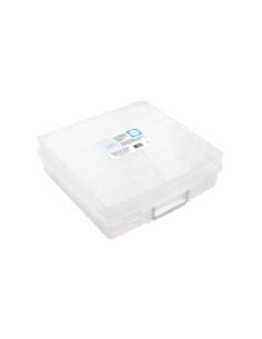 contenedor de almacenaje de washis 36,8x36,8x10,9cm