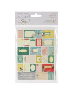 project Life Cards Primavera