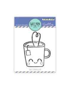 Sello cute cup