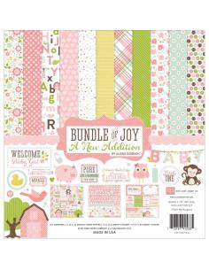 Bundle of joy a new addiction niña