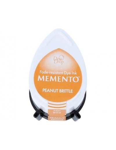 Tinta Memento Tuxedo peanut brittle