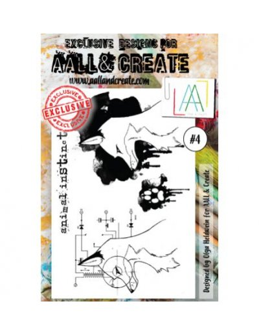 Sello Animal Instinct Aall&Create