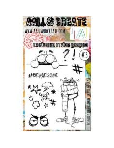 Sello Animal Beawesone Aall&Create