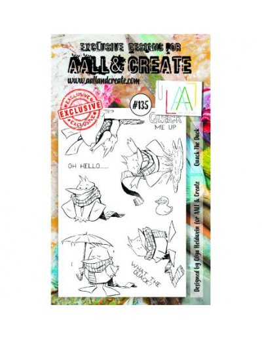 Sello Animal Quack Me Up Aall&Create