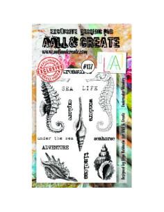 Sello Animal Treasures Aall&Create