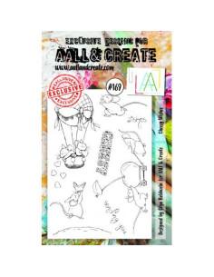 Sello Animal Cheesy Aall&Create