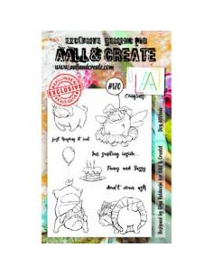 Sello Animal Congrats! Aall&Create