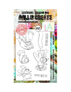 Sello Animal You Make Me Nuts Aall&Create