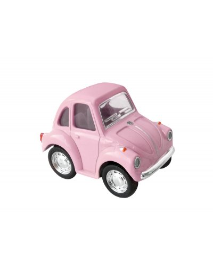 "Mini Coche Juguete ""Little Beetle"" Classical Rosa"