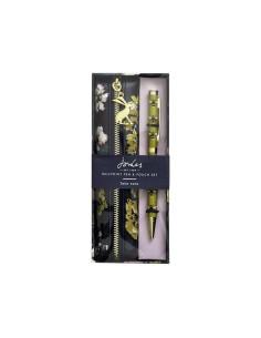 Set de Estuche + Bolígrafo Floral