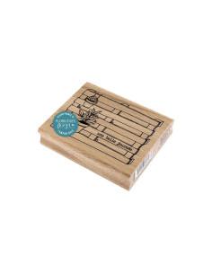 Sello madera fg219052