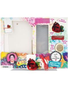 Kit para Diario de tarjetas de Marlene