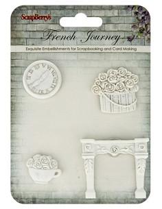 Resina French Journey reloj