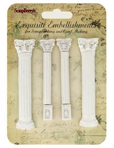 Resina Columnas