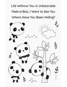 Sello Panda pals de MFT