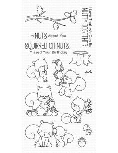 Sello Squirrel! de MFT