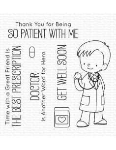 Sello Doctor's orders de MFT