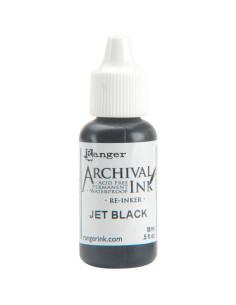 pigmento reactivar Jet black archival