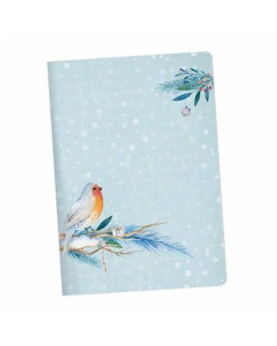 cuaderno a5 north pole de p13