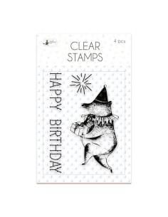 sello happy birthday de p13