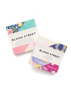 Mini block 2x2'' Bloom street de Paige Evans