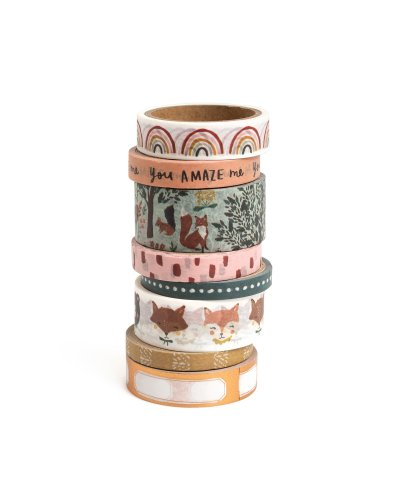 Pack washi tape magical forest
