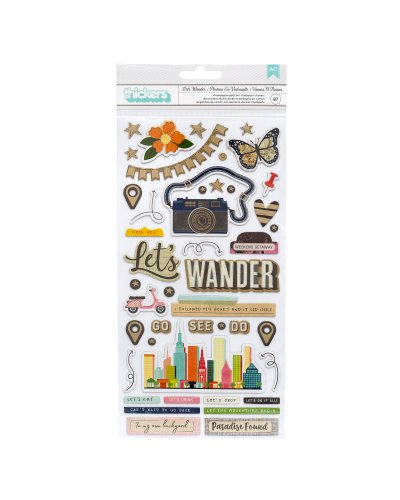 Thickers paperworl de lets wander