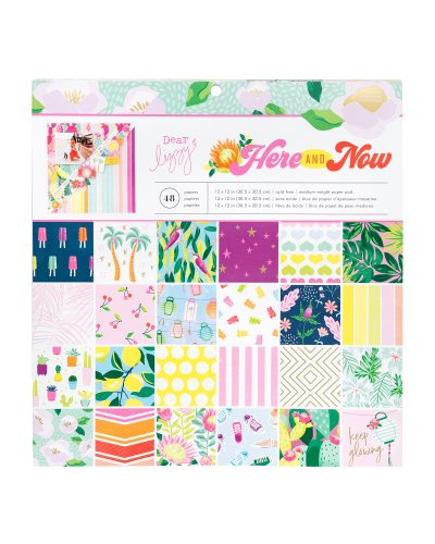 Papel acetato Here&now de Dear lizzy