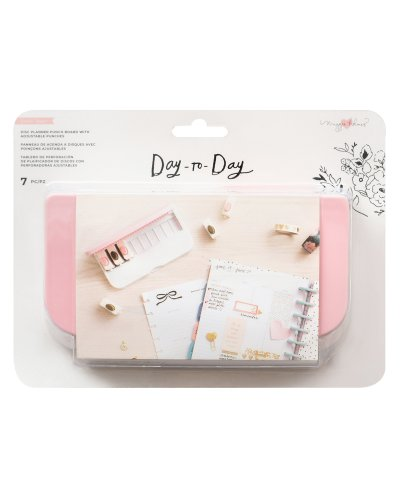 Troqueladora planner day to day