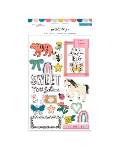 Marcos puffy sweet story de Maggie holmes