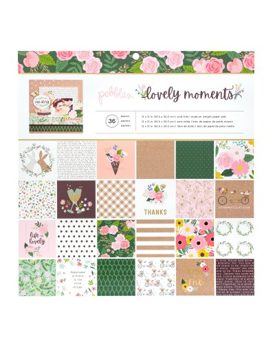 Block papel PEQ lovelymoments
