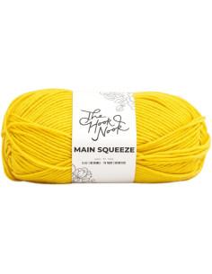 lana The Hook Nook main squeeze Mustard Yellow