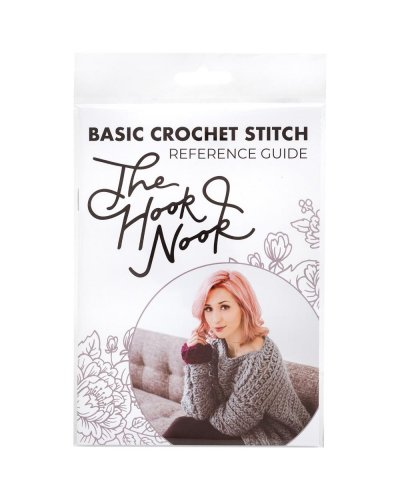 libro básico de crochet the hook nook