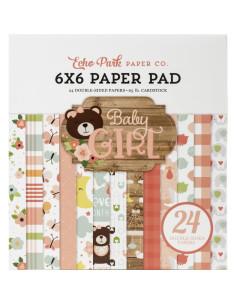 bolck 6x6 baby girl echo park