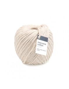 cordón de algodón macramé