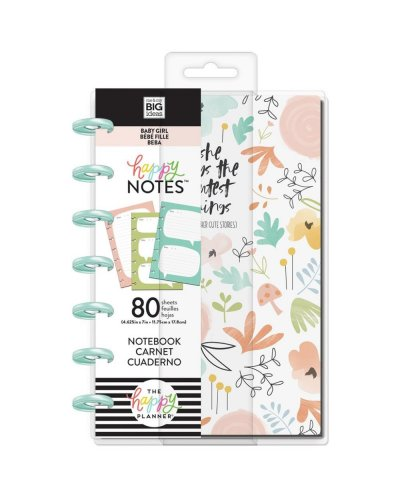 Cuaderno mini diario Happy Planner