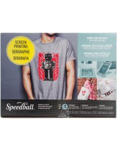 Kit de serigrafía avanzado todo en uno speedball