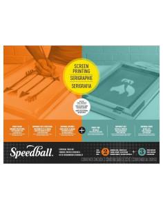 kit de serigrafía Kit de herramientas esenciales de spoeeedball