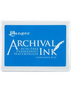 Tinta Archival jumbo manganese blue