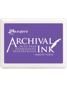 Tinta Archival jumbo majestic violet