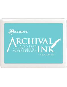 Tinta Archival jumbo aquamarine
