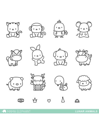 Lunar animals