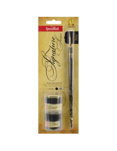 Juego de caligrafía Speedball Signature Series