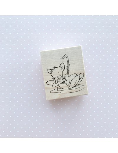 Sello navy mouse Impronte