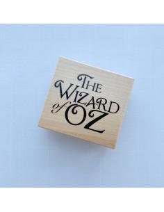 Sello wizard of oz Impronte