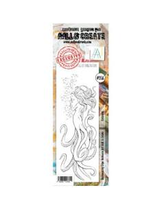 Sello Octolady Aall&Create