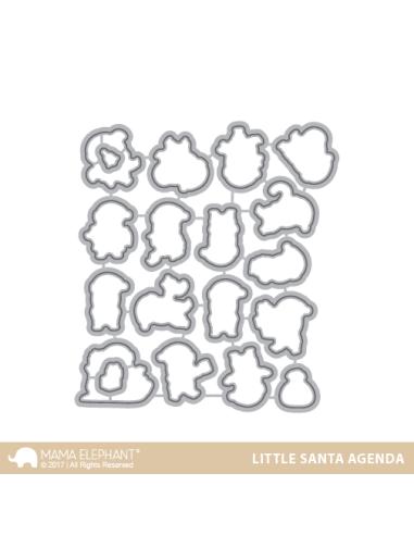 Little Santa Agenda
