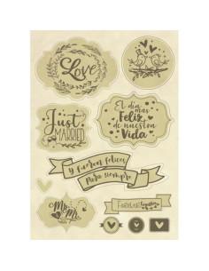 Maderitas Love Story ilustraciones johanna rivero