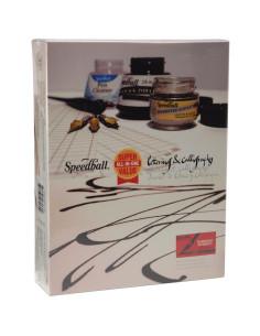 Kit de letras y caligrafía Speedball