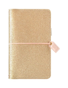 Midori Gold glitter de Webster pages